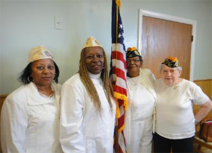 DVA NJ Members Auxiliary