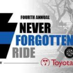 4th Annual Never Forgotten Ride